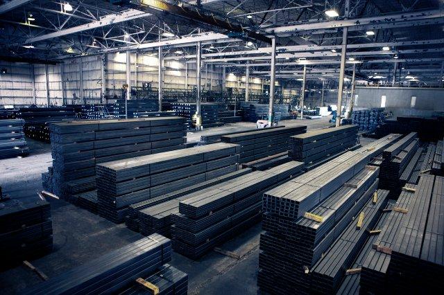 Увеличился импорт металлопроката в Украину