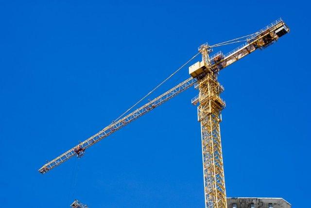 В Украине сократились объемы строительства