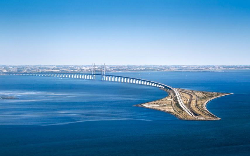 Между Швецией и Данией запустят подводное метро через пролив