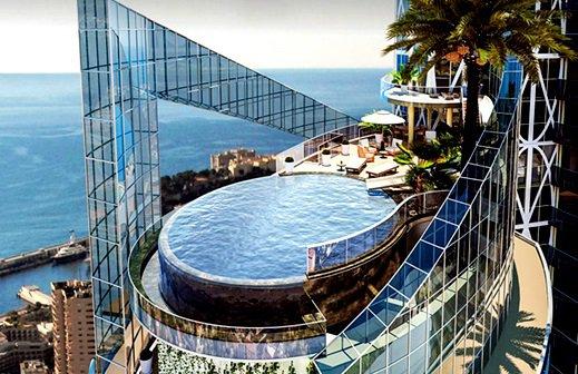 Монако признано самым дорогим рынком жилья в мире