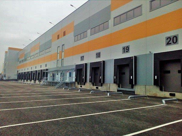 В Подольске открыли производственно-складской комплекс на 33,000 кв м