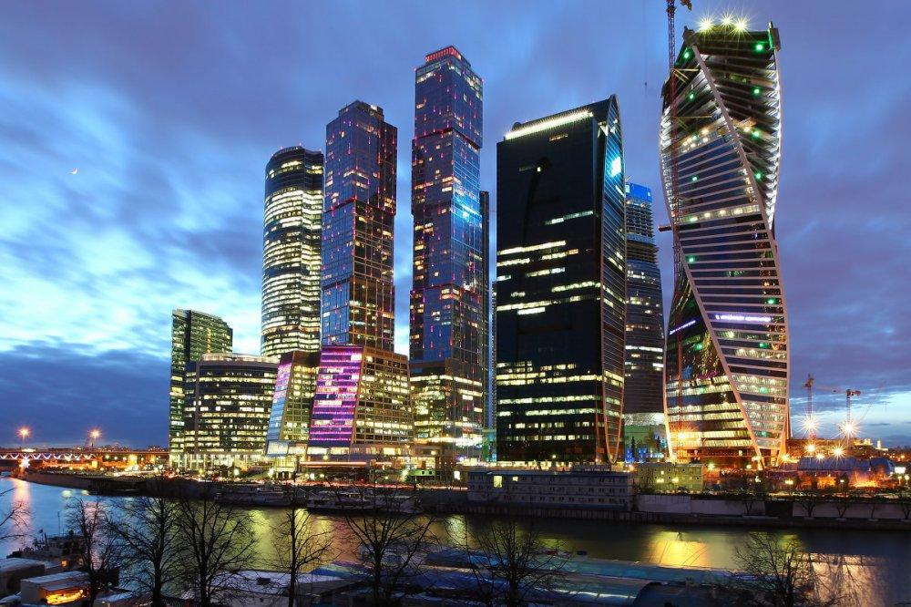 Строительство «Москва-Сити» завершится через 4 года