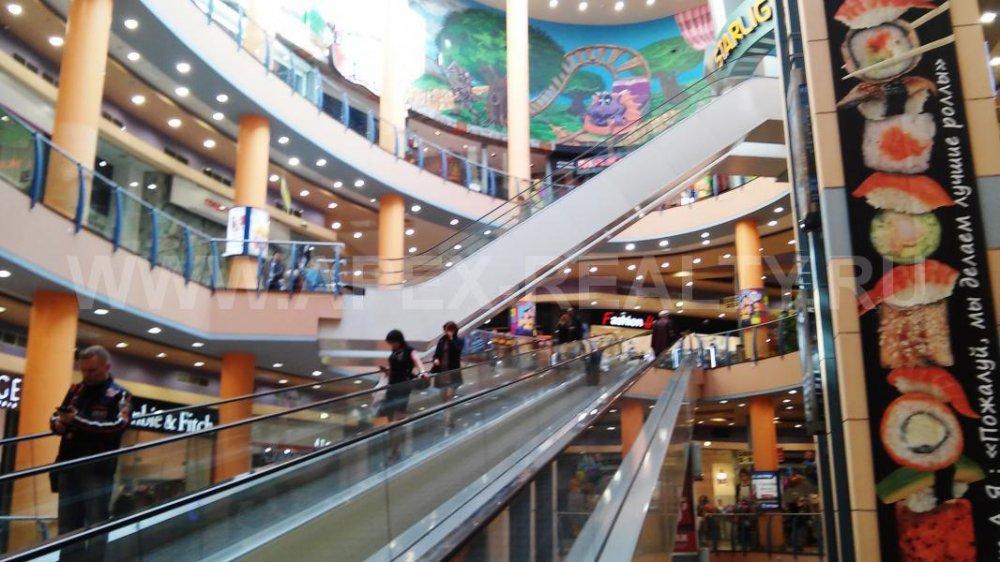 У метро «Багратионовская» построят новый торговый центр