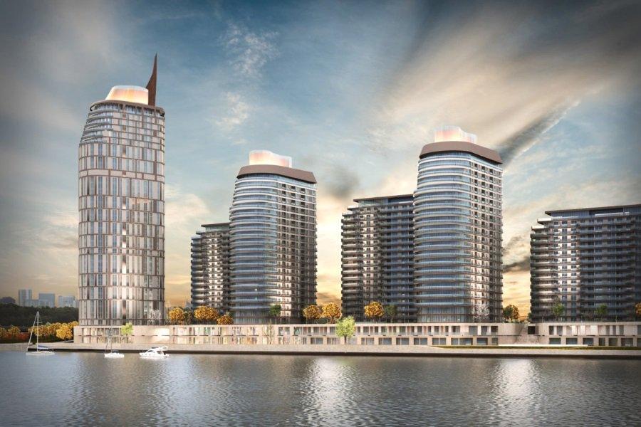 Новая версия 75-метрового комплекса на Ленинградском шоссе одобрена Архсоветом