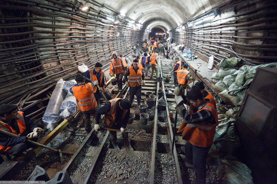 Участок Сокольнической линии построят в новой Москве за 41 млрд рублей