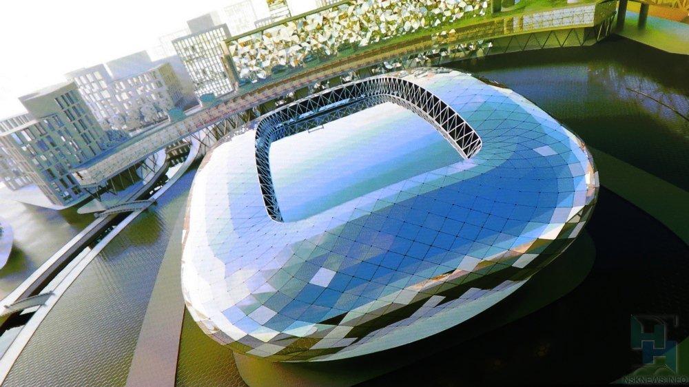 Названа дата начала строительства хоккейной арены в Новосибирске