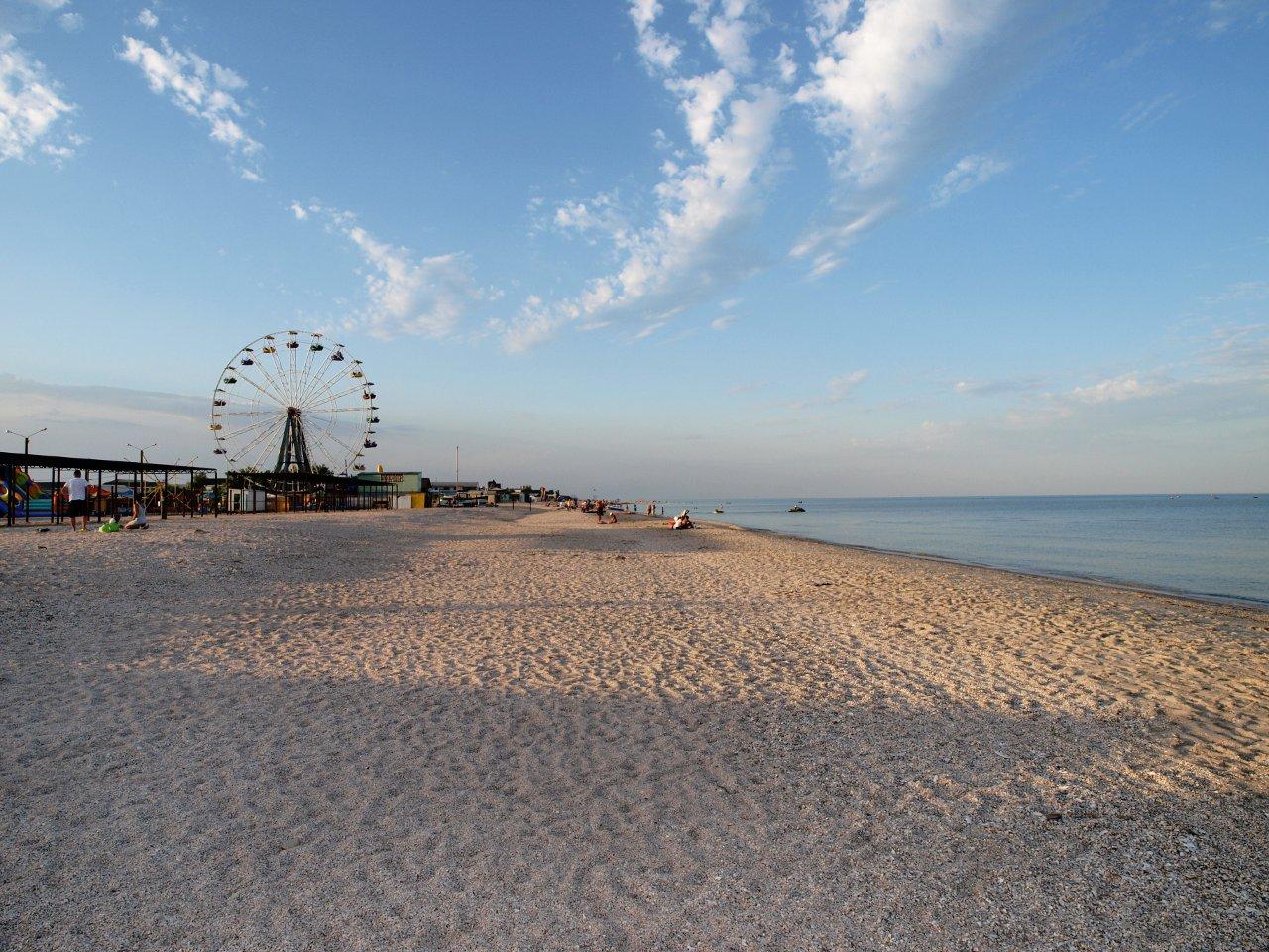 Лучшие курорты на берегу Азовского моря (Фото)