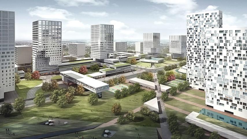 Китайская компания хочет построить технопарк и цементный завод в Одесской области