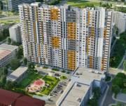 Стало известно, сколько квадратных метров жилья построили в первом квартале в Украине