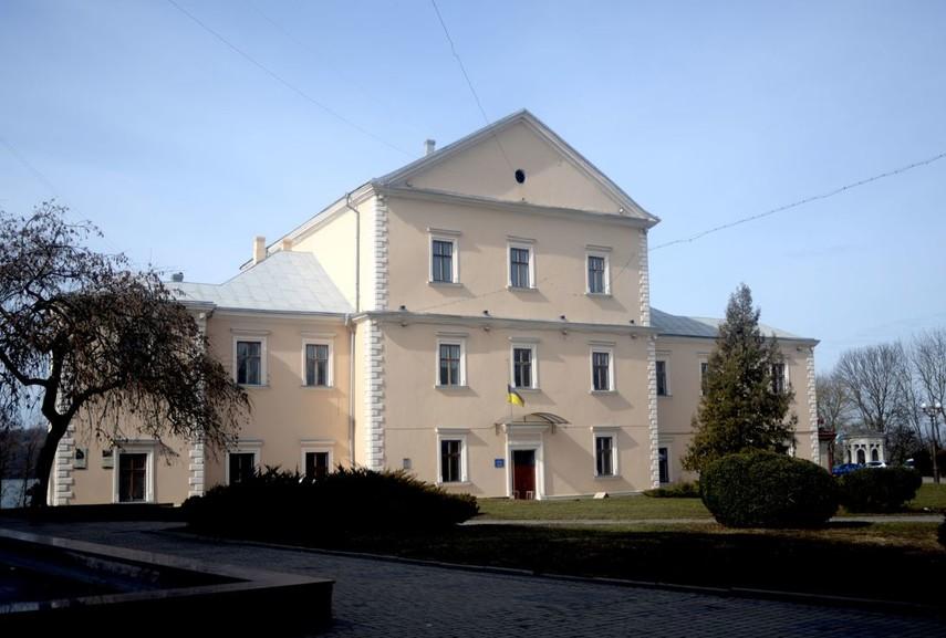Евросоюз может профинансировать реконструкцию Тернопольского замка