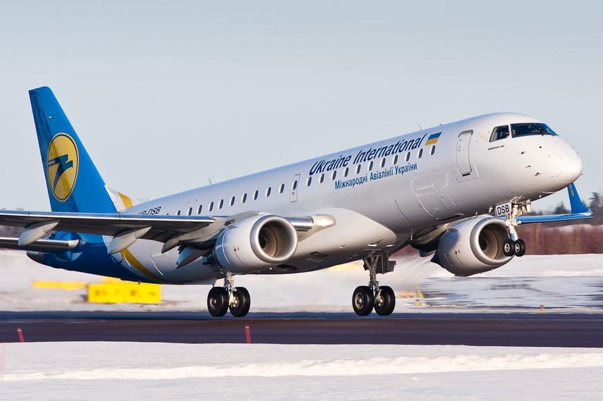 МАУ введет новые рейсы на линии Киев-Одесса