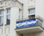 В Берлине предлагают арендовать палатку на балконе