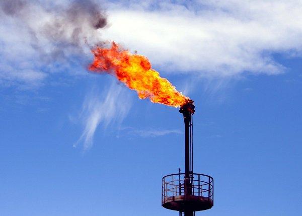 На полигон «Ядрово» доставили 8-метровый факел для сжигания газа