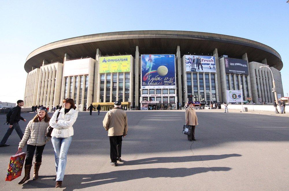 8 июня власти Москвы ограничат движение в районе СК «Олимпийский»