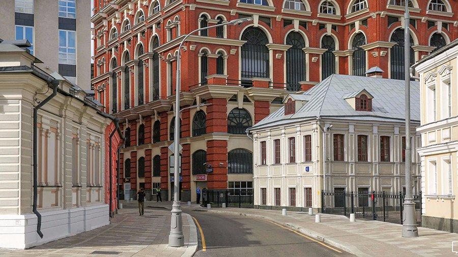 Флигель усадьбы на Кремлевской набережной выставлен на продажу