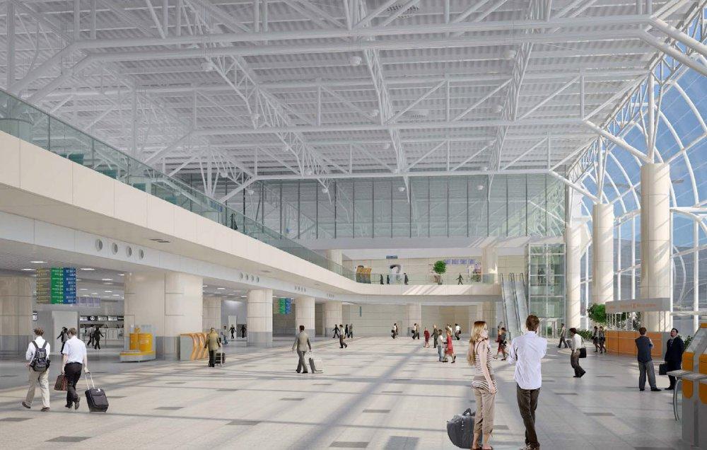 «Домодедово» открывает новый сегмент терминала для международных рейсов