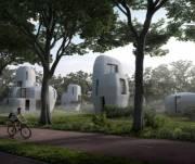 Первый в мире жилой дом, напечатанный на 3D-принтере, построят в Нидерландах