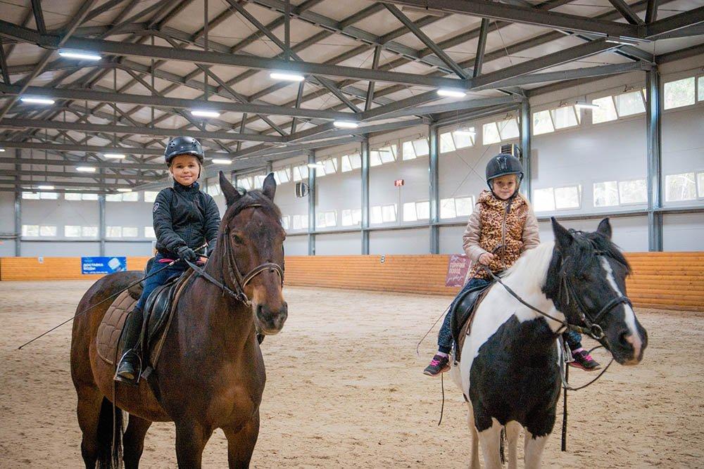 Конно-спортивный комплекс построят на северо-востоке Москвы