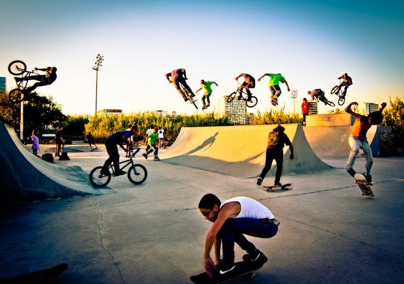 Когда в Москве откроют уникальный парк для катания на скейтбордах и роликах