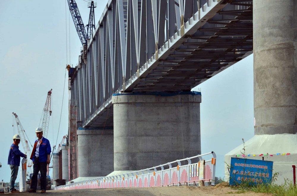 Китай видит перспективу в строительстве железных дорог с Россией — СМИ