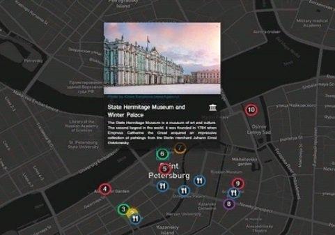 Для гостей ЧМ-2018 разработали карту «однодневных маршрутов»