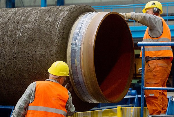 Польские дипломаты «кропотливо работают», чтобы усложнить строительство «Северного потока-2»
