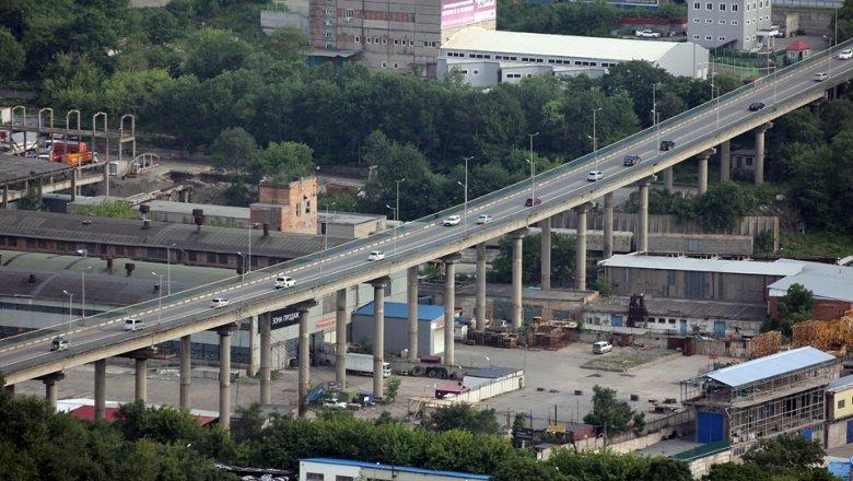 Во Владивостоке из двух мостов сделают одно мощное сооружение