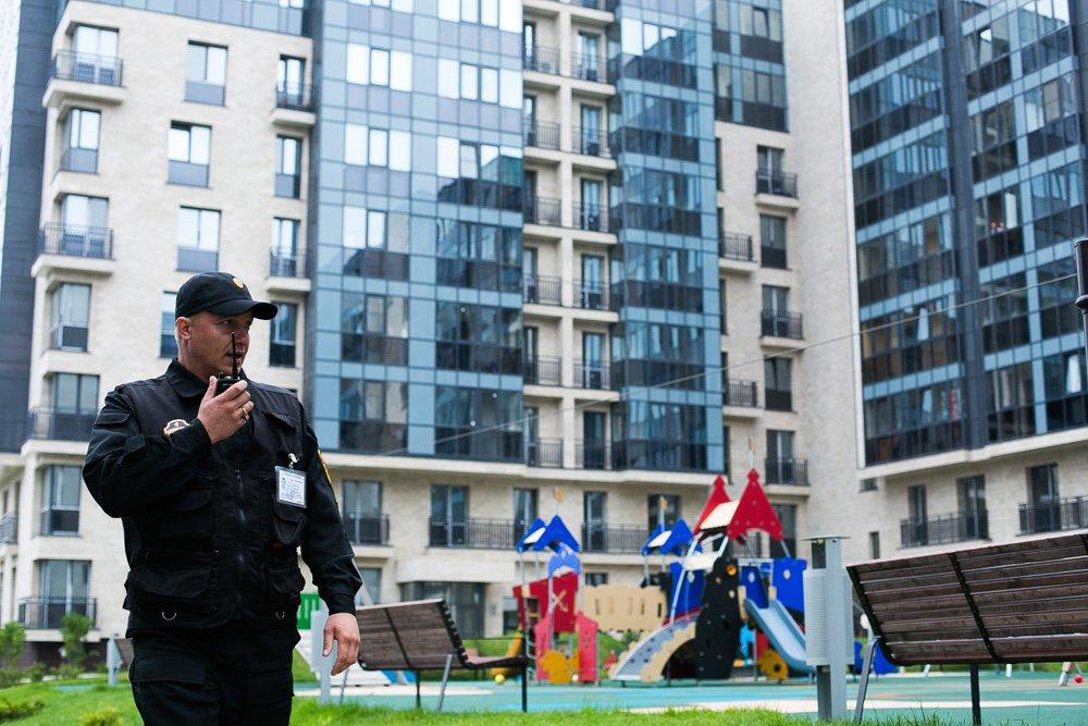 Жилой комплекс с охраной и рестораном построят на юге Москвы