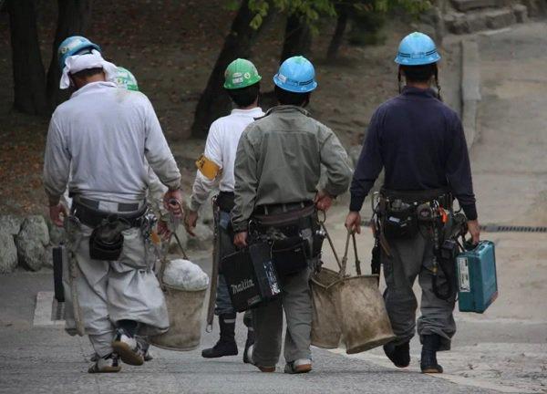 Япония зовет к себе иностранных строителей: «Нам нужны люди, которые начнут немедленно»