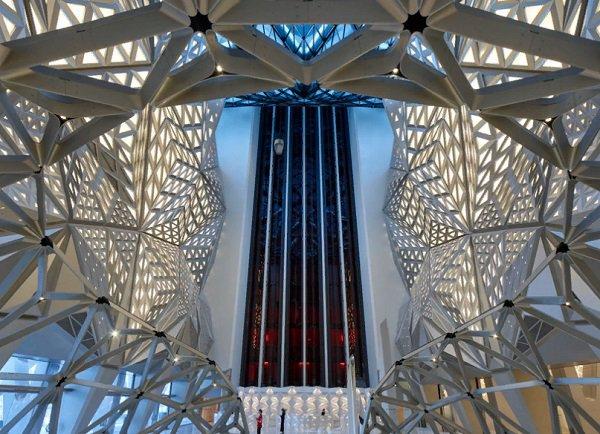 Уникальный отель, спроектированный Zaha Hadid Architects, открылся на Макао