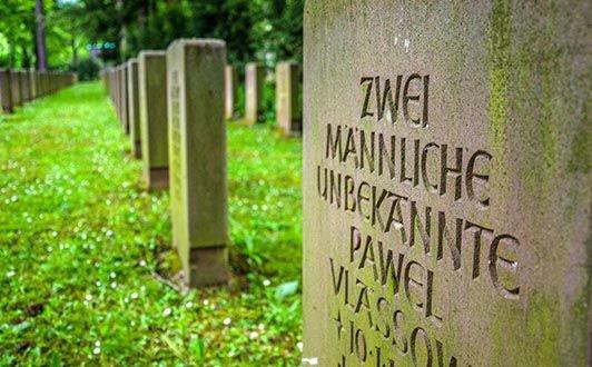 В Германии установят памятник гражданам СССР, погибшим на принудительных работах