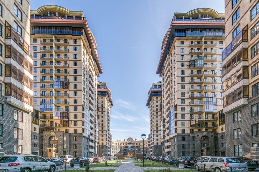 В недвижимость Санкт-Петербурга инвестируют больше, чем в столичную