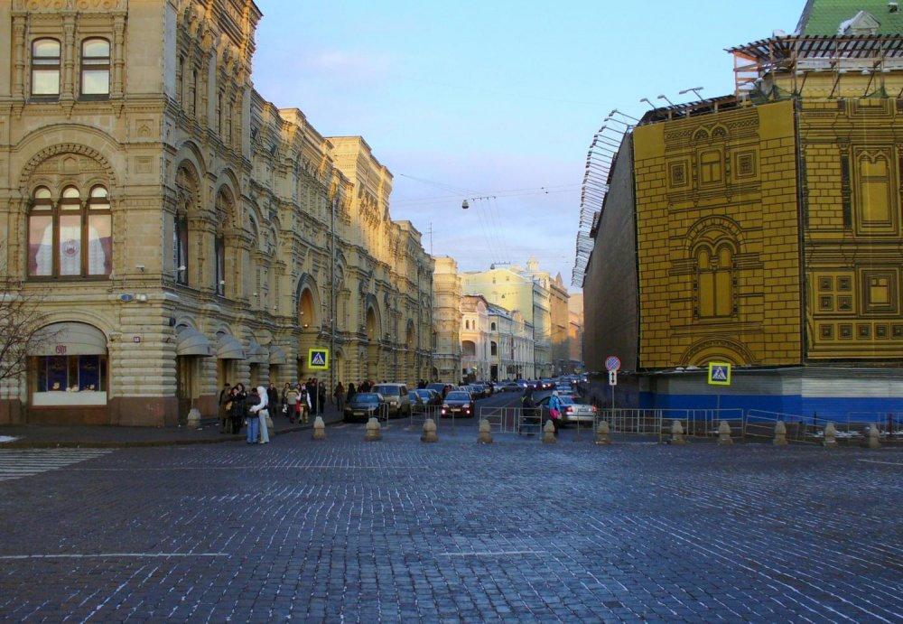 23 июня перекроют движение по улице Ильинке