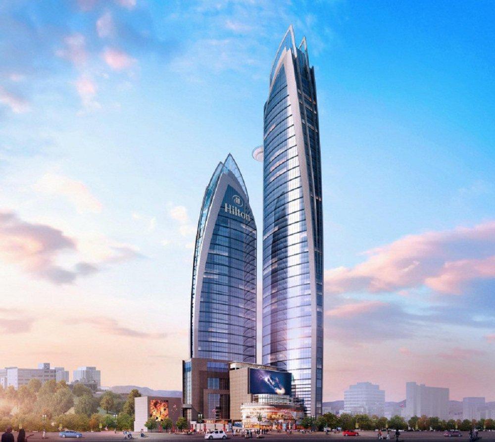 В Найроби стартовала стройка самого высокого здания в Африке