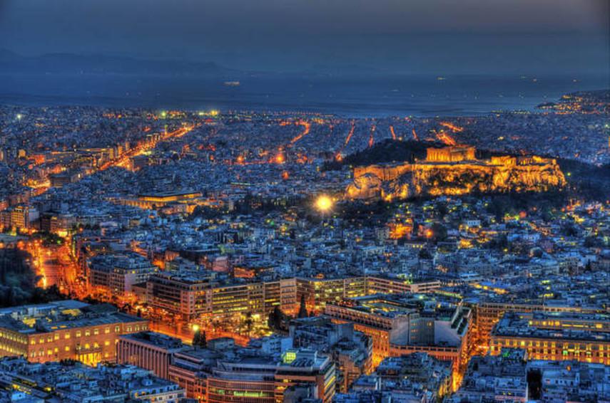 Недвижимость в Афинах притягивает инвесторов