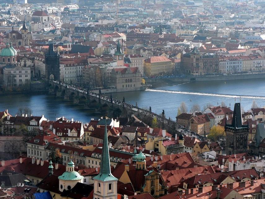 Названы города Чехии с самым высоким уровнем жизни