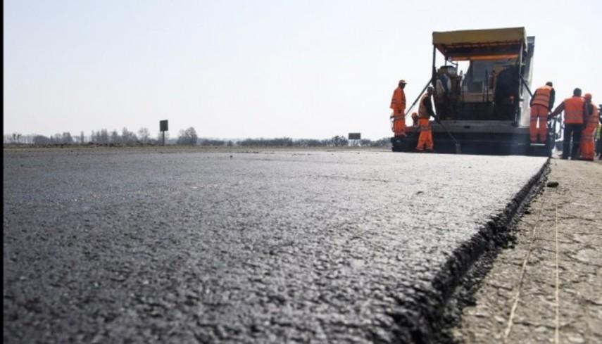Житомирская ОГА отказывается платить за некачественный ремонт дороги