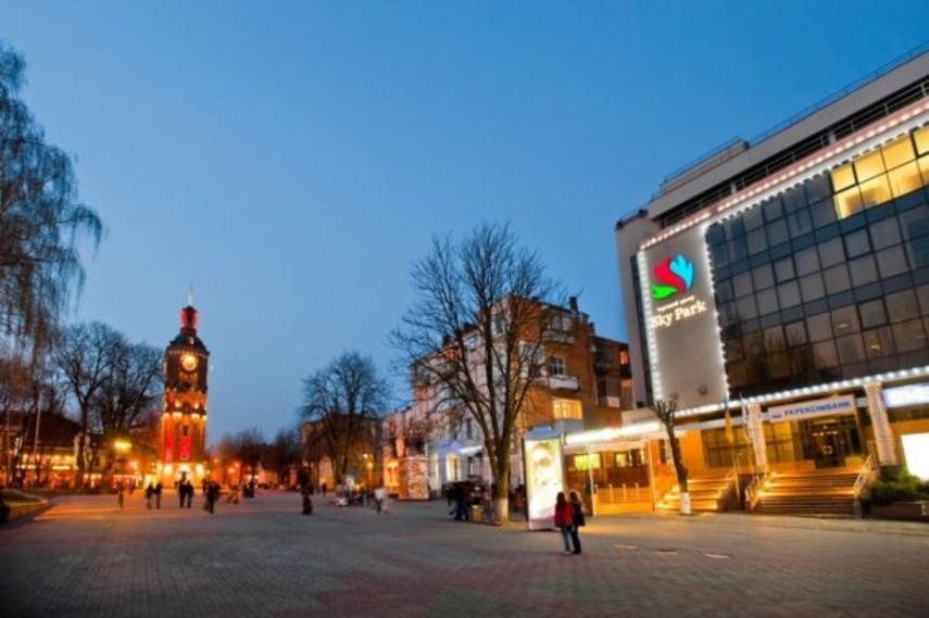 Dragon Capital купит ТЦ Sky Park в Виннице