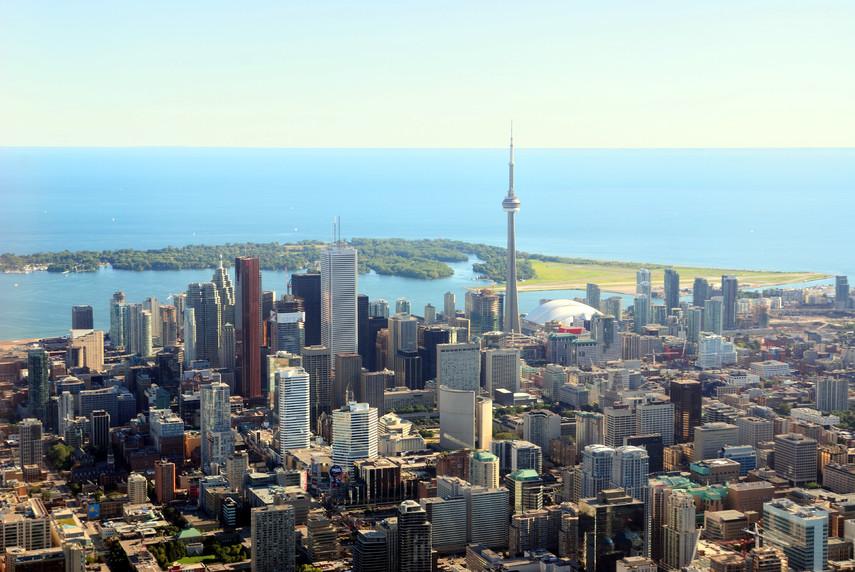 Стоимость жилья в Торонто достигла рекордного уровня