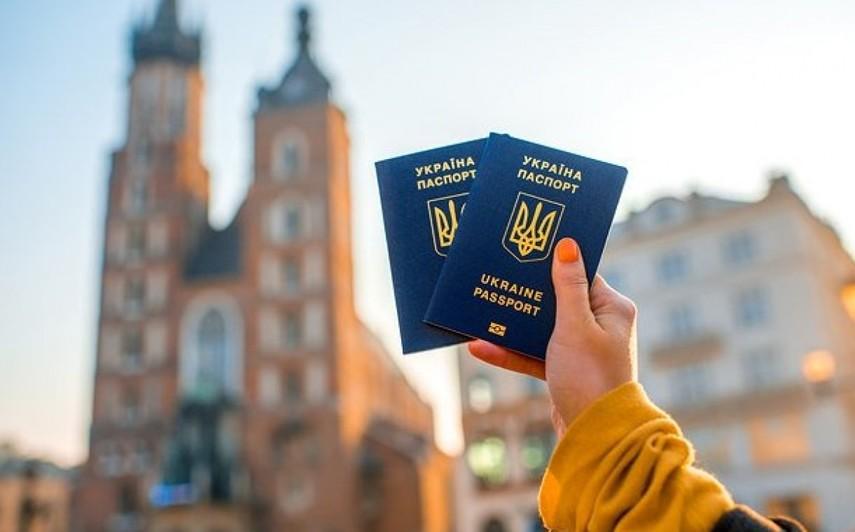 Безвизом с ЕС за первый год воспользовались 555 тыс. граждан Украины