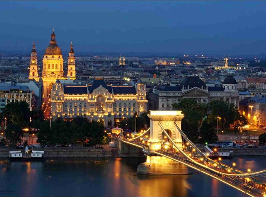 В Будапеште увеличивается рынок элитного жилья