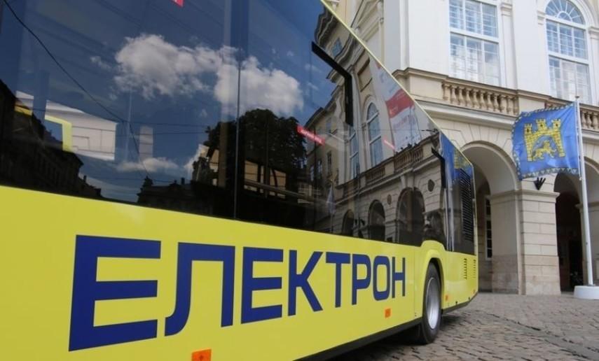 Львов купит  в лизинг 150 больших автобусов
