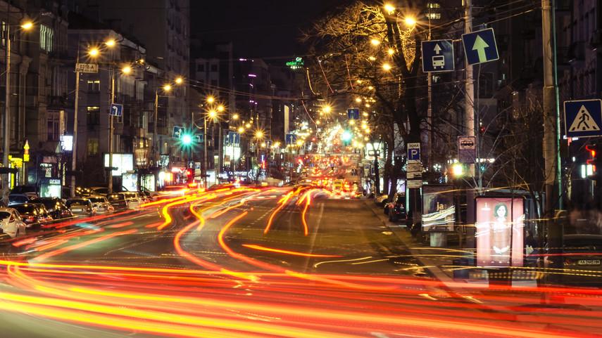 На 22 столичных улицах хотят изменить ограничение скорости