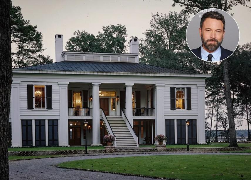 Бен Аффлек продает особняк на Лонг-Айленде за $8,9 млн (Фото)