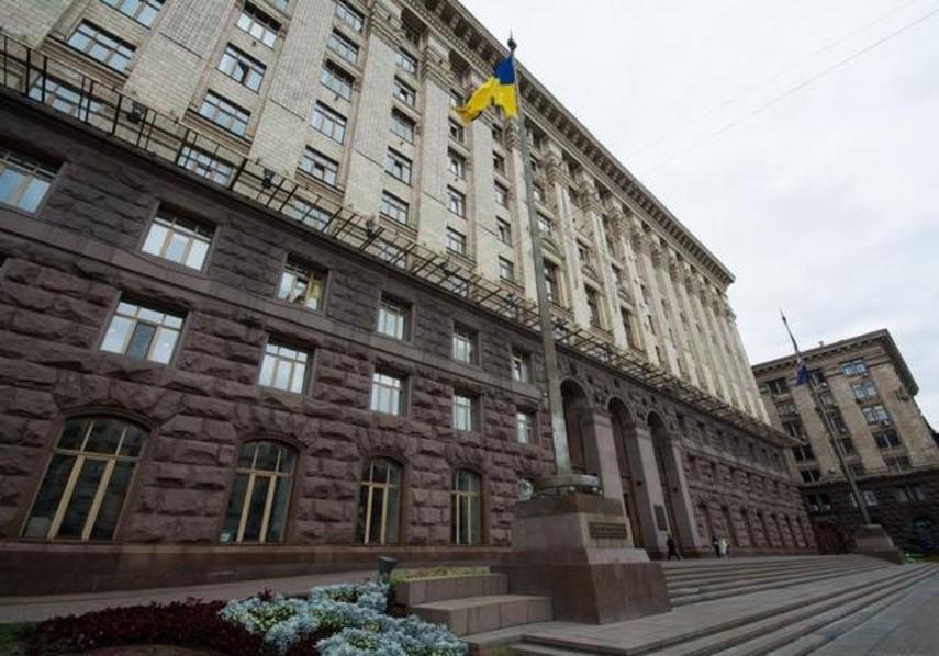 Киевсовет не смог разорвать договор с застройщиком Почтовой площади