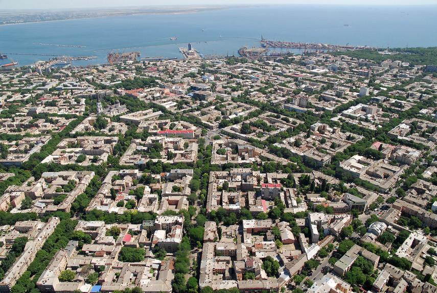 Четверть Одессы осталась без электроэнергии