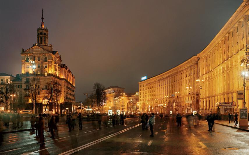 В Киеве на два дня перекроют ряд улиц (Список)