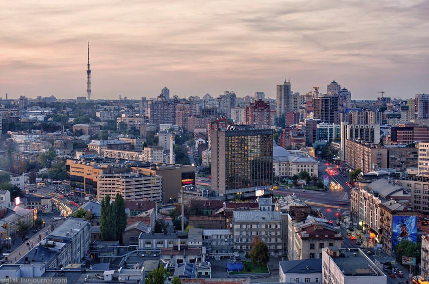 В Киеве перекроют ряд улиц