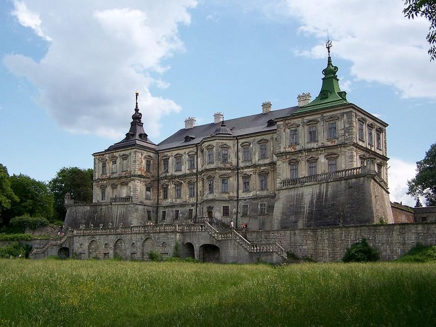Подгорецкий замок открыли впервые за 79 лет