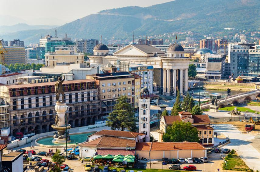Македония получит новое название страны